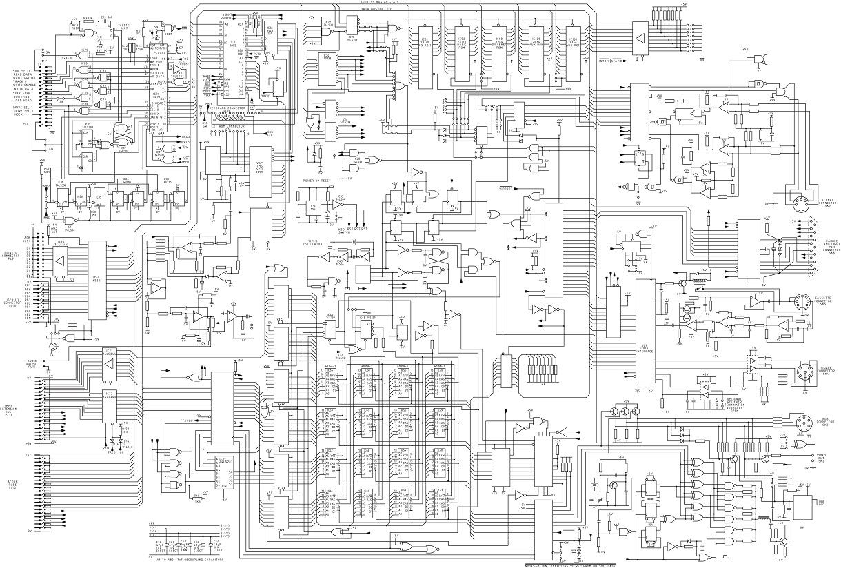 Bbc Model B Circuit Diagram - Wire Diagram For 99 Camry | Bege Wiring  Diagram | Bbc Model B Circuit Diagram |  | Bege Place Wiring Diagram - Bege Wiring Diagram