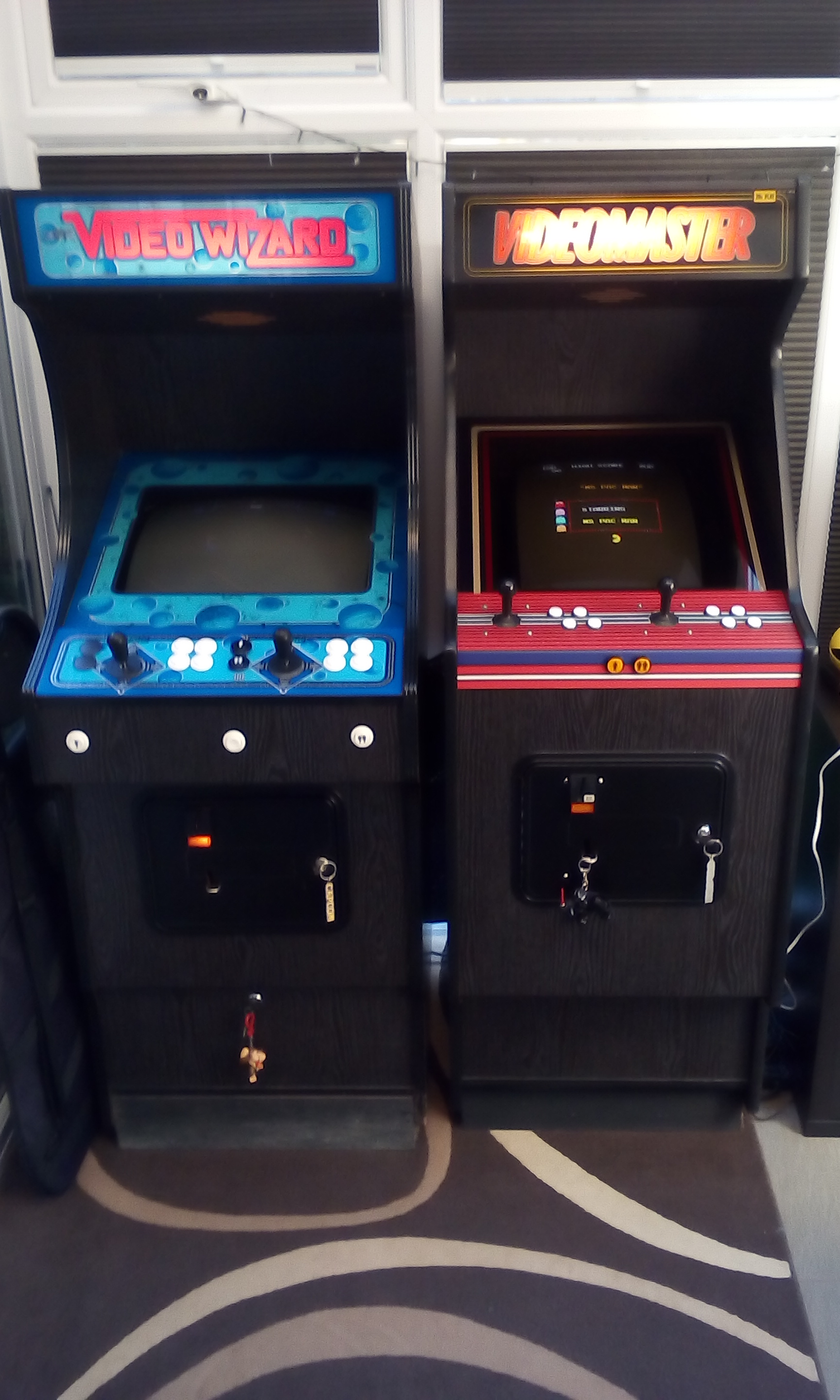 Hi 64x26x22  19  monitor also have a video wizard about the same size I will probably be looking to move on. & Subelectro arcade cabinet wanted - UK-VAC : UK Video Arcade ...